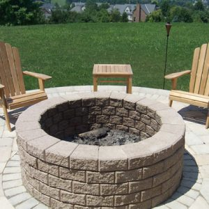 Fire Pit In Orchard Park, NY