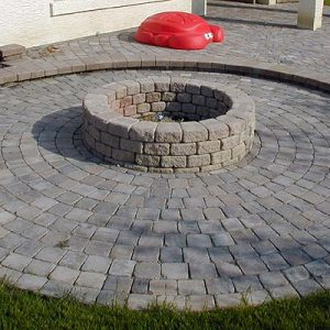 Fire Pit In West Seneca, NY